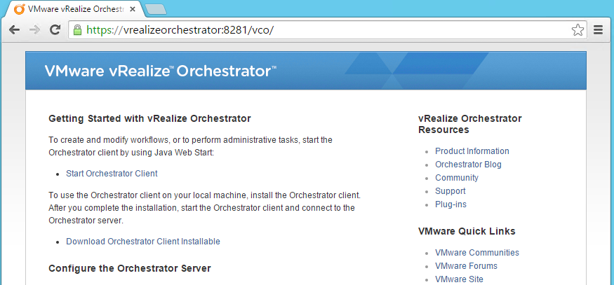 how to replace the vrealize orchestrator appliance