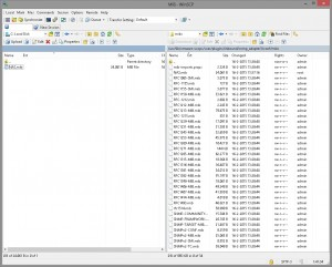 vROPs-SNMP-winscp