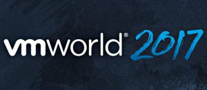 VMworld 2017 EU Day One